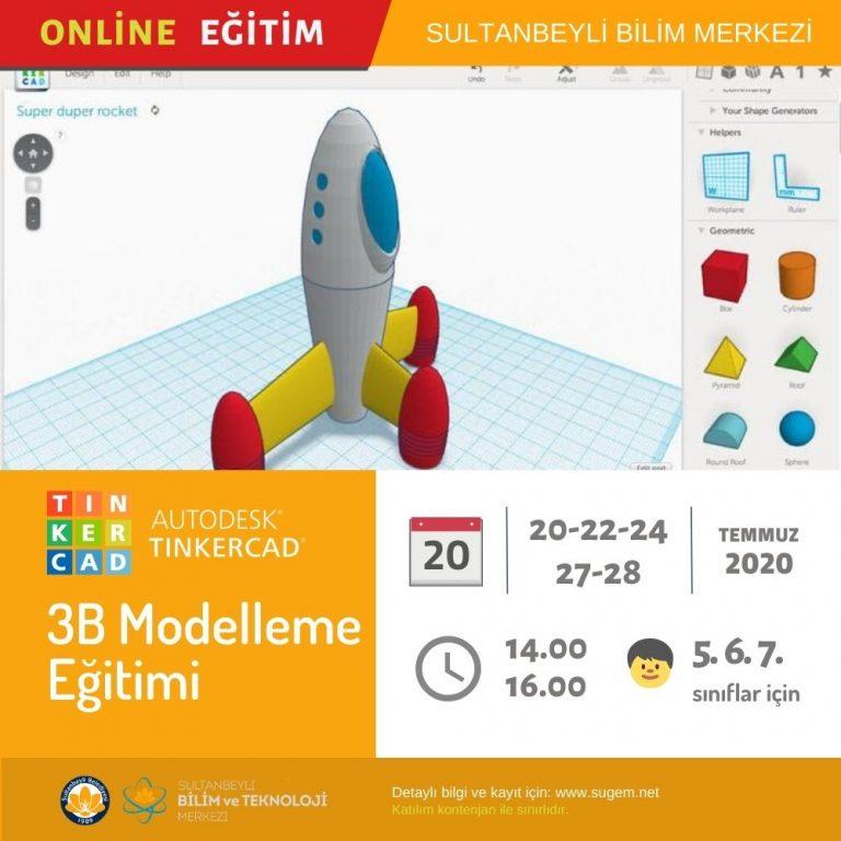 3D Modelleme Eğitimi
